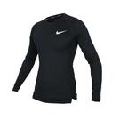 NIKE 男長袖緊身T恤(Dri-FIT 運動 健身 慢跑 上衣 緊身衣≡體院≡ BV5589-010