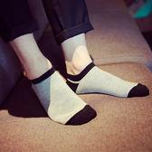 襪子男士短襪防臭純棉襪吸汗四季運動淺口隱形船襪夏季薄款短筒襪【全館免運】