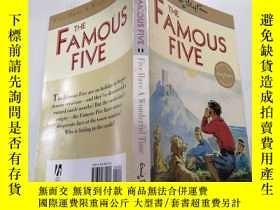 二手書博民逛書店FIVE罕見HAVE A WONDERFUL TIME: 五個玩得很開心.Y200392