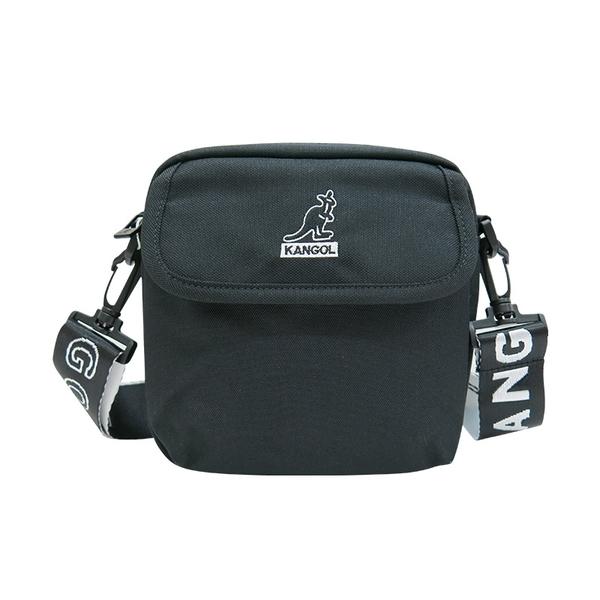 KANGOL 英國袋鼠 側背包 斜背包 側背小方包 休閒小包 60553809 得意時袋