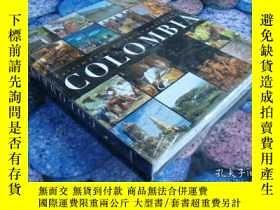 二手書博民逛書店COLOMBIA罕見英文版 哥倫比亞 未拆封Y12947