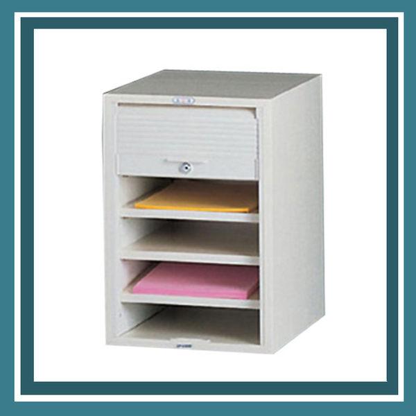 【必購網OA辦公傢俱】CP-6105B 捲門式公文櫃 資料櫃 效率櫃