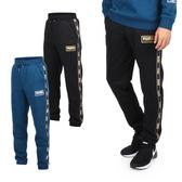 PUMA 男基本系列Holiday長褲(刷毛 保暖 單層 針織 慢跑 免運 ≡排汗專家≡