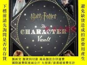 全新書博民逛書店訂購HarryPotter The Character Vaul