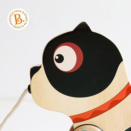 【奇買親子購物網】美國 B.Toys 帕皮狗兜圈