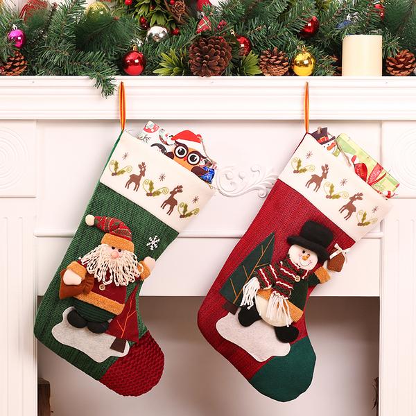 聖誕禮品30  聖誕樹裝飾品 禮品派對 裝飾 聖誕襪 禮物袋