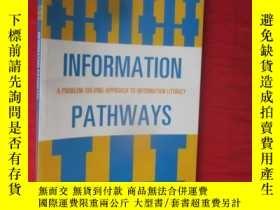 二手書博民逛書店Information罕見Pathways: A Problem