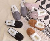 女童中童鞋   兒童雪地棉靴鞋中大童加絨女童短靴男童寶寶中筒靴  瑪麗蘇
