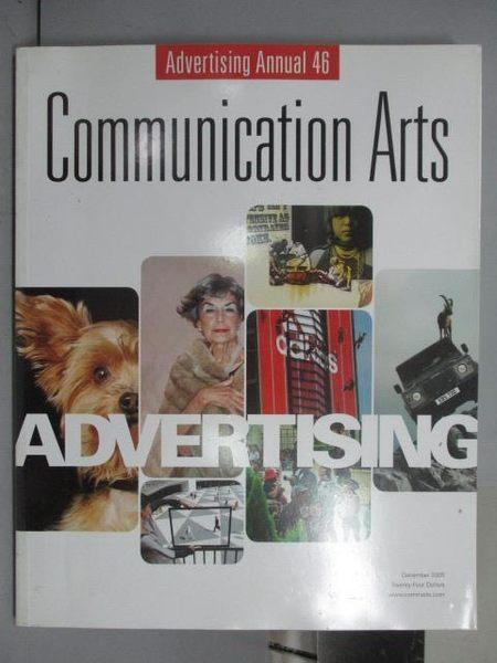 【書寶二手書T2/收藏_PPX】Communication Art_2005/12_341期
