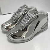 【NG出清】DADA SUPREME 籃球鞋 C-Dubbz 銀 白 漆皮 電鍍銀 右腳鞋面霧化 女鞋【PUMP306】