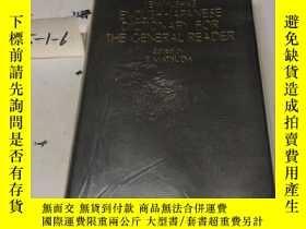 二手書博民逛書店英文原版:Kenkyusha s罕見English-Japanese Dictionary for the Gen