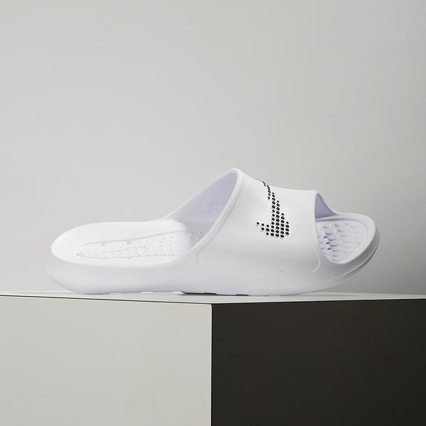 Nike Victori One Shower Slide 男鞋 白色 拖鞋 CZ5478-100