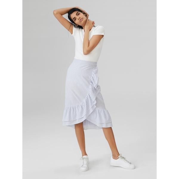 Gap女裝 女士修身純色內搭短袖T恤 莫代爾彈力柔軟圓領上衣女 241902-光感白