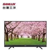 【SANLUX 台灣三洋】49型 液晶顯示器《SMT-50MF5》178度超廣角水平可視角度(不含視訊盒)
