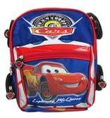【卡漫城】 Cars 造型 書包 藍色 32cm ㊣版 兒童 汽車總動員 Mcqueen 閃電麥昆 後背包 賽車 外出包
