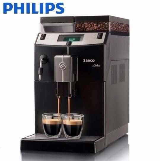 《中部家電生活美學館》PHILIPS 飛利浦 Saeco Lirika 全自動義式咖啡機 RI9840 原廠保固 免費到府安裝