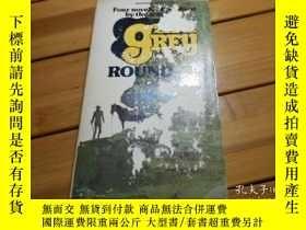 二手書博民逛書店ZANE罕見GREY, ROUND UP 圍捕Y19865 ZA