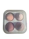 雞蛋盒美妝蛋 4入盒裝組 粉撲 顏色隨機出貨 【淨妍美肌】
