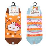 Hello Kitty襪子 柴犬圖案成人短襪/襪子-台灣製造新年 [喜愛屋]