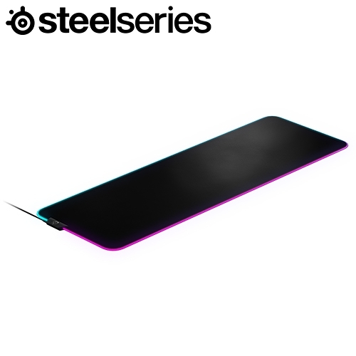 SteelSeries 賽睿 QCK Prism Cloth 滑鼠墊 寬