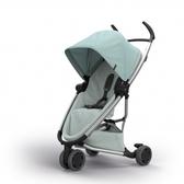 Quinny Zapp X FLEX 嬰兒手推車(三輪/獨立把手)-標準版(霧藍篷灰布)贈提籃+雨罩[衛立兒生活館]