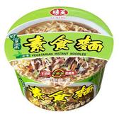 味王巧食齋素食麵83g/碗【合迷雅好物超級商城】