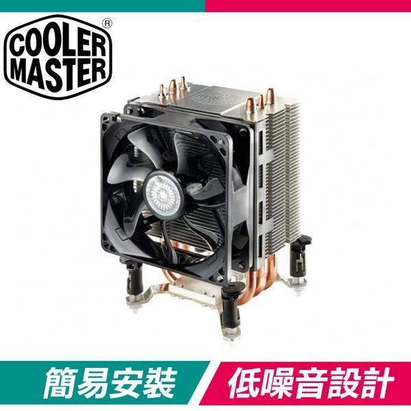 【南紡購物中心】Cooler Master 酷碼 Hyper TX3 EVO塔型熱導管散熱器