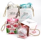 幸福婚禮小物❤馬口鐵盒圓球禮物袋組❤火烈鳥/大理石禮物袋/包裝袋/提袋