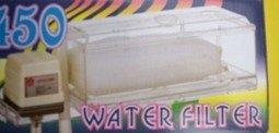 [ 台中水族 ] 飛魚 上部單層過濾槽套裝組 -透明 1.5尺 +含揚水馬達18L/ H 特價