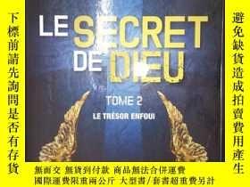 二手書博民逛書店Le罕見secret de Dieu - Tome 2: Le trésor enfoui(詳見圖)Y6583