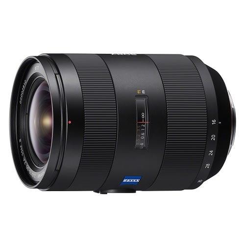 SONY 卡爾蔡司16-35mm T* F2.8ZA 數位單眼相機鏡頭 SAL1635Z2