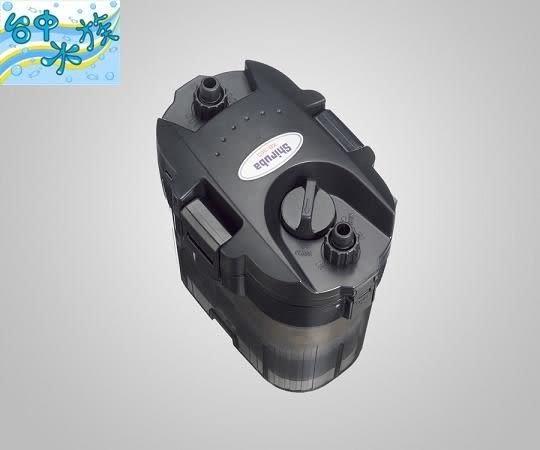 [ 台中水族 ] 台灣 Shiruba XB-303圓筒過濾器 360 L/HR ---特價