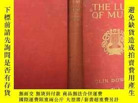 二手書博民逛書店The罕見Lure of Music音樂的誘惑,刻畫偉大作曲家的