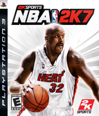 PS3 NBA 2K7(美版代購)