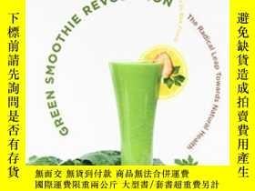 二手書博民逛書店Green罕見Smoothie RevolutionY364682 Victoria Boutenko Nor
