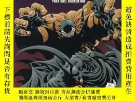 二手書博民逛書店Batman罕見KnightfallY255562 Doug Moench Dc Comics 出版1993