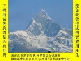 二手書博民逛書店Peaks罕見and pinnacles Mountaineering in NepalY14239 hark