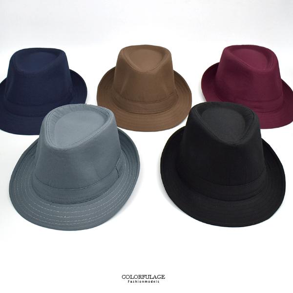 全素潮流時尚紳士帽NH3