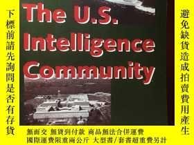 二手書博民逛書店英文原版:The罕見U.S. intelligence communityY367822 Jeffrey T.