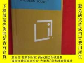 二手書博民逛書店THE罕見CHURCH AND MODERN YOUTH (硬精