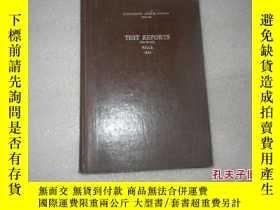 二手書博民逛書店UPPLEMENT罕見ANNUAL REPORU 1961-62