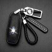 福克斯鑰匙套蒙迪歐翼虎翼博銳界領界汽車殼包扣適用 易家樂