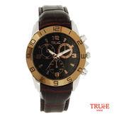 瑞士TRUeE 瑞時寶嘉 TA150115 帥氣時尚男腕錶 (40mm)