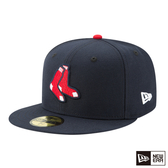 NEW ERA 59FIFTY 5950 MLB 球員帽 紅襪 海軍藍 棒球帽
