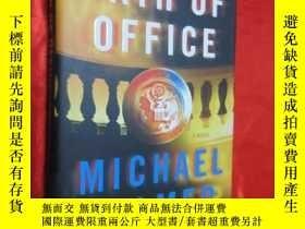 二手書博民逛書店Oath罕見of Office (硬精裝) 【詳見圖】Y5460