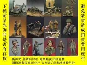 二手書博民逛書店Scale罕見Model Handbook: WWII Special 1-比例模型手冊:二戰特別1Y4149