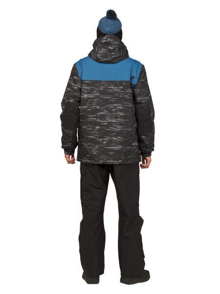 PROTEST 男 防水保暖外套 (真實黑) CAMEO SNOWJACKET