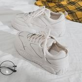 休閒運動鞋女 休閒鞋 小白鞋女智熏超火運動板鞋學生基礎百搭韓版女鞋子【多多鞋包店】ds4796