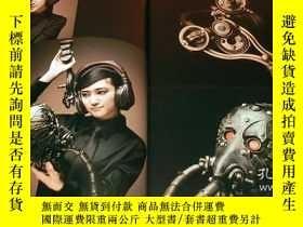 二手書博民逛書店STEAMPUNK罕見ORIENTAL LABORATORY Vol.2 Goggles and Gas mask