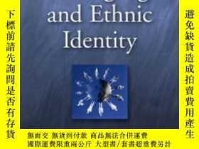 二手書博民逛書店Handbook罕見Of Language And Ethnic IdentityY364682 Fishma